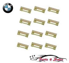 12X BMW E36 318i 318is 325i 325is 318ti M3 328i Door Panel Clip Metal Repair NEW