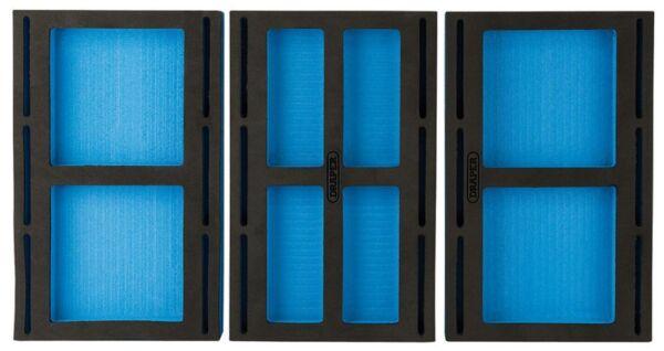 Beducht Genuine Draper 1/4 Drawer Eva Insert Infill Tray (3 Piece) | 75047 Online Winkel