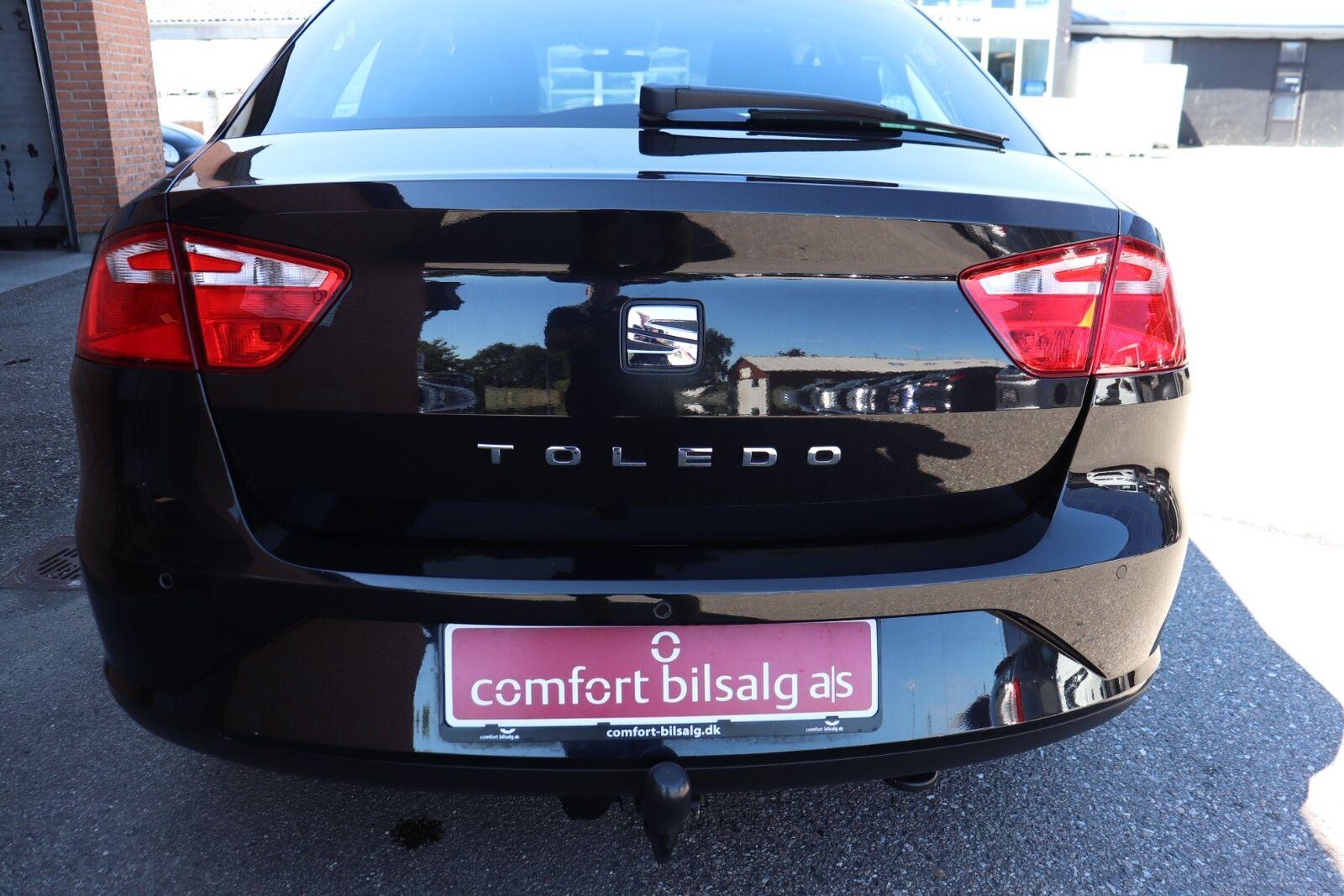 Seat Toledo 2018