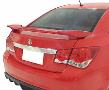 PAINTED CHEVROLET CRUZE SPORT FACTORY 2-POST REAR WING SPOILER 2011-2015
