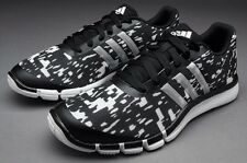 ADIDAS A.T 360.2 PRIMA WOMENS SHOES BLACK/WHITE/GREY SIZE 7.5