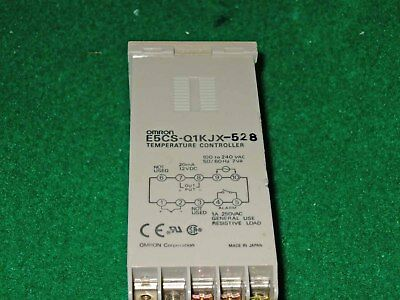 Omron E5CS-R1PX thermostat 60 days warranty