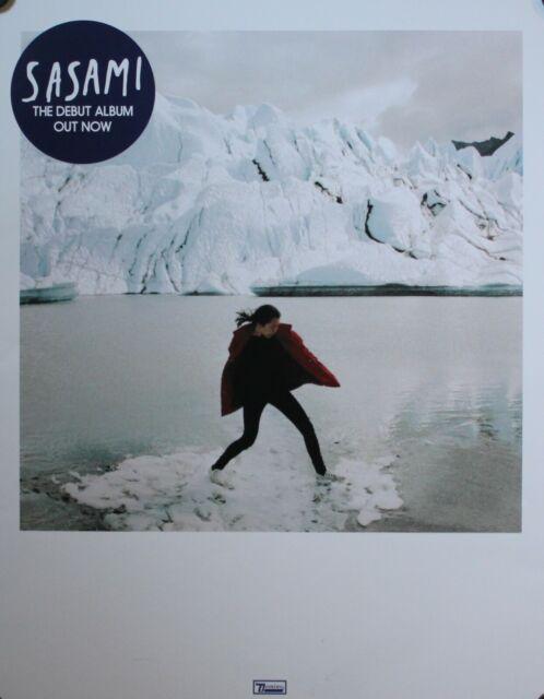 Music Poster Promo Sasami Debut Album