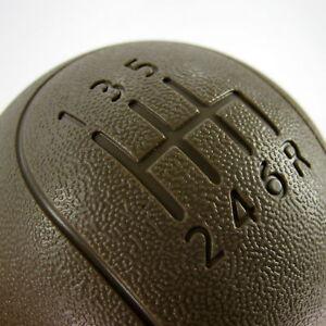 Manual-Tan-Gear-Knob-for-Nissan-Navara-D40-6-speed