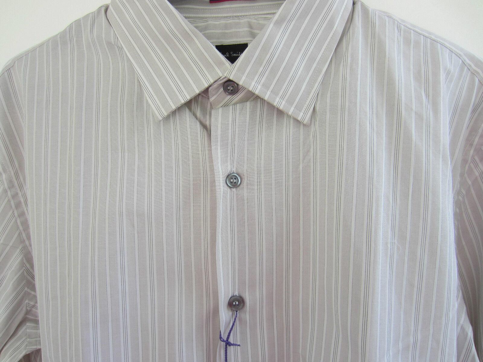 PAUL SMITH SLIM FIT Formale Shirt 41.9cm EU 107cmlondon