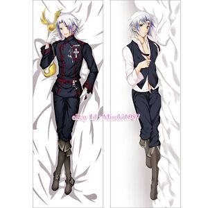 D 183 Gray Man Dakimakura Allen Walker Anime Male Hugging Body