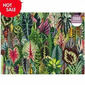 1000-Piece-Adultes-amp-Enfants-JIGSAW-PUZZLE-menage-plantes-forestieres-enfant-jeu-de-puzzle