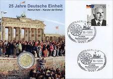 L-8940 25 Jahre Deutsche Einheit / Helmut Kohl - Kanzler der Einheit