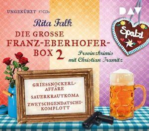 RITA-FALK-DIE-GROsE-FRANZ-EBERHOFER-BOX-2-CHRISTIAN-TRAMITZ-17-CD-NEW