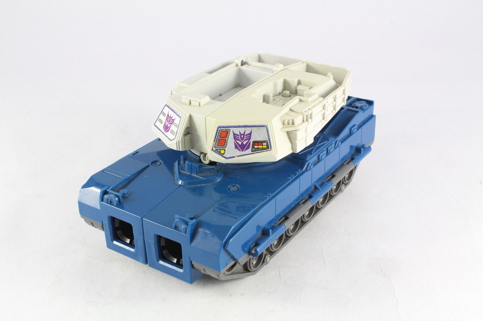 Transformers G1 Overlord Right & Left Leg Tank Part Original Takara