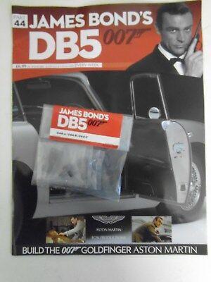 GOLDFINGER ASTON MARTIN DB5-1:8 SCALE BUILD CAR PART 40 JAMES BOND 007
