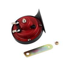 1x 12V Loud Car Auto Truck Electric Vehicle Horn Snail Horn Sound Level 110dB FE