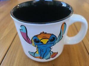 Disney-Silver-Buffalo-Lilo-amp-Stitch-Ohana-20-oz-Stitch-Multi-Colored-Coffee-Mug