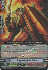 CARDFIGHT VANGUARD CARD: DRAGON KNIGHT, RULEN - G-RC01/033EN R RARE