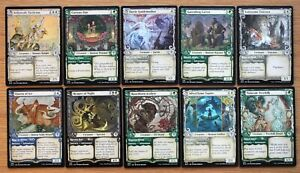 Lot-of-10x-Throne-of-Eldraine-Pauper-Legal-Showcase-Creatures-NM-Magic-MTG