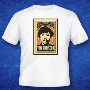 Vote For Pedro napoleon dynamite t shirt comedy retro movie classic funny film