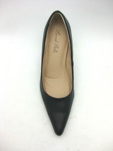 Lunnah Bella Women/'s NEW 52408 Black Pointed Toe Heels Pumps Dress Shoes