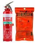 Bantex FE1 1kg ABE Fire Extinguisher