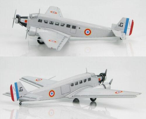 Junkers Amiot Ju-52 Toucan 1939 Armée de terre de l'Air/Metal 1:144 Yakair/Avion