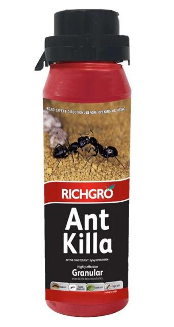 Ant Killa 750g Richgro Bifenthrin Ants Killer Garden House Pest Control Kill For Sale Online Ebay