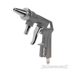 pistolet de sablage pneumatique air comprim 2 5 bar 633629 ebay. Black Bedroom Furniture Sets. Home Design Ideas