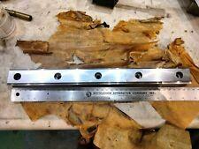 Thk Hsr35 34mm W X 29mm H X 362mm L Linear Rail Nos 80mm Bolt Spacing