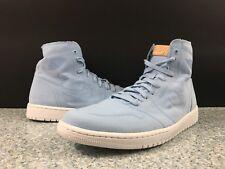 887de0926feb57 item 8 Nike Jordan Retro 1 Mens Size 12 Shoes Ice Blue White 867338 425  Rare -Nike Jordan Retro 1 Mens Size 12 Shoes Ice Blue White 867338 425 Rare