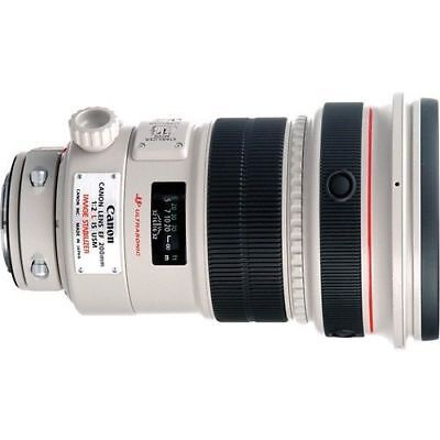 Canon EF 200mm f/2L IS USM Lens for Digital SLR Bodies