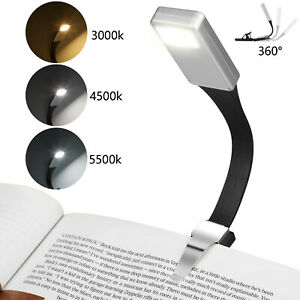 USB-Rechargeable-Clip-On-Book-Light-LED-Flexible-Reading-Lamp-For-Reader-Kindle
