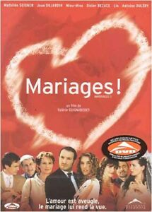 MARIAGES-2004-NEW-DVD