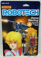 Robotech Dana Sterling Action Figure 1985 Matchbox