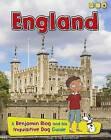 England: A Benjamin Blog and His Inquisitive Dog Guide by Anita Ganeri (Hardback, 2015)