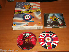 GRAND THEFT AUTO DOUBLE FEATURE BIG BOX PC GAME GTA & MISSION PACK LONDON 1969