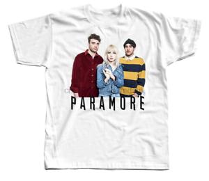 Rare-Paramore-Concert-Tee-Men-White-Cotton-Short-Sleeve-T-Shirt-S-4XL-KL480