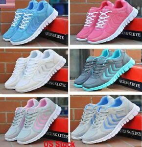 New Women Sneakers Athletic Tennis Shoes Running Walking Training