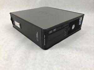Dell OptiPlex 760 SFF Intel Core 2 Duo E8400 3.00GHz 4GB RAM NO HDD NO OS