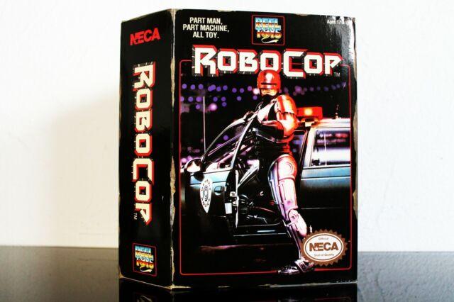 """Robocop 1989 Classic 8-Bit Video Game 7/"""" Figure"""