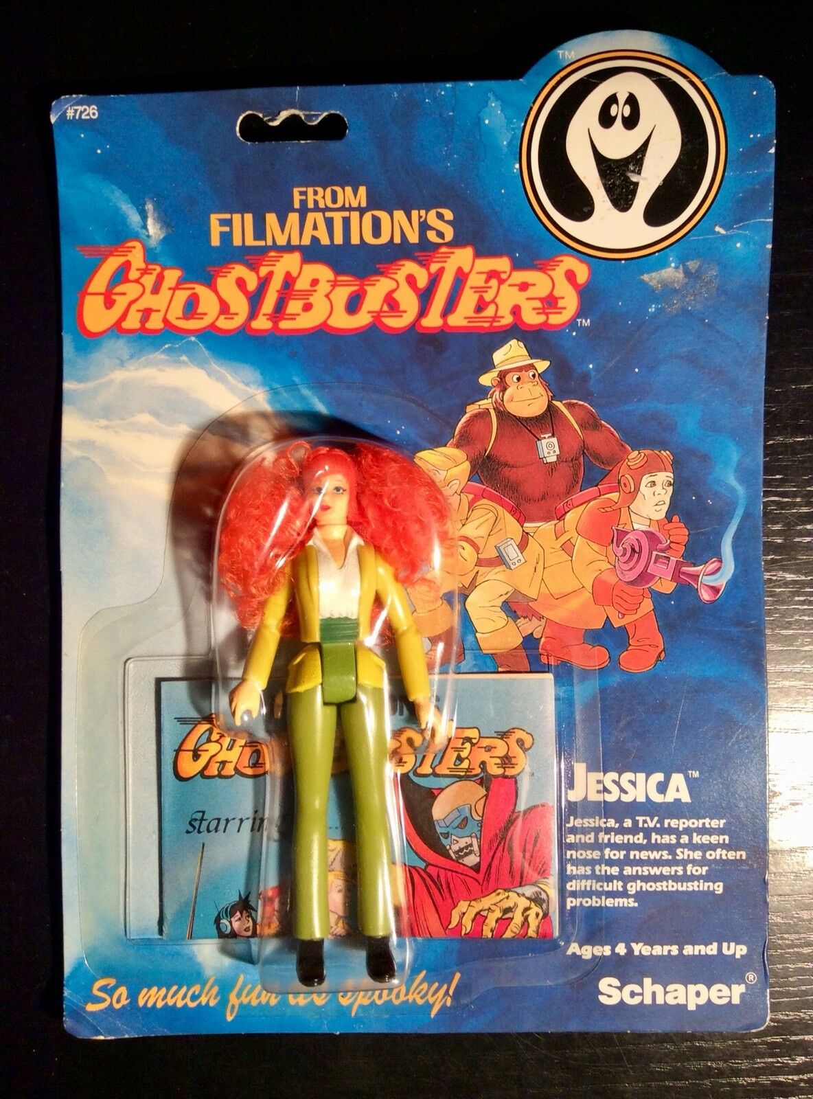 Film formation ghostbusters jessica moc