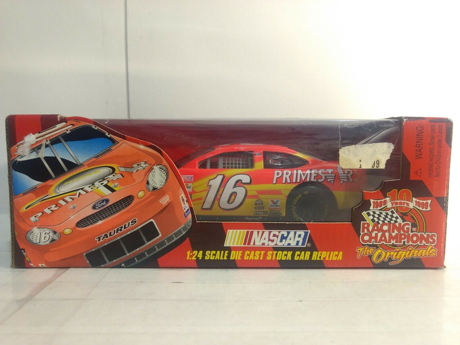 Nascar Kevin Lepage Primest 1999 Ford 1 24 Scale Diecast By Racing Champions