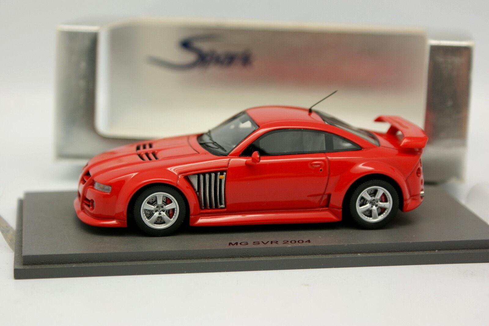 Spark 1 43 - MG SVR red 2004