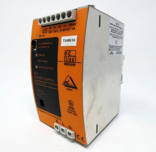 IFM ELECTRONIC ac1224 AC 1224 AS-i Power supply Alimentation 115//230v AC-used