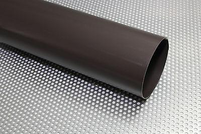 Fallrohrverbinder aus verzinkten Stahl farbig beschichtet Regenrohr