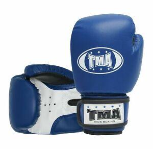 Muay Thai MMA Martial Arts TMA Kids Boxing gloves best for kickboxing