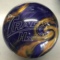 Track Hx05 Bowling Ball 16 Lb 1st Quality Brand In Box Free Cleaning Pad