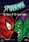 Spiderman - The Return Of The Green Goblin (DVD, 2003)