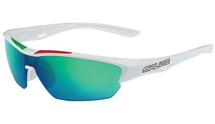 Occhiali Occhiali Occhiali SALICE Mod.011 ITA BIANCO Lens Rainbow Verde/GLASSES SALICE 011ITA WHIT c96cd9