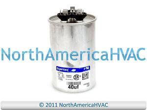 GE-Genteq-Dual-Run-Capacitor-Round-40-3-uf-MFD-440-Volt-VAC-97F9474-Z97F9474
