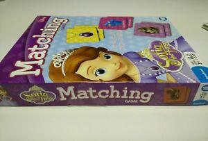 Disney-Junior-Sofia-The-First-Matching-Game-Age-3-2014-Wonder-Forge-preschool
