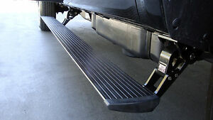 Amp-Research-Power-Steps-2011-2014-Silverado-Sierra-2500-3500HD-Ext-Crew-Duramax