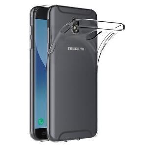 Slim-Cover-Samsung-Galaxy-J7-2017-J730-Handy-Huelle-Silikon-Case-Schutz-Tasche